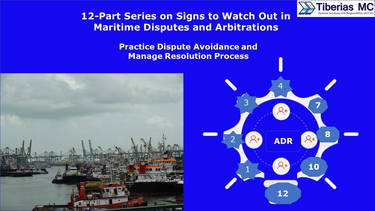 12-Part Maritime Arbitration Series